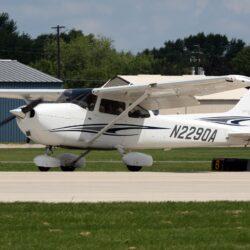 N2290A - Air Adventure 2010