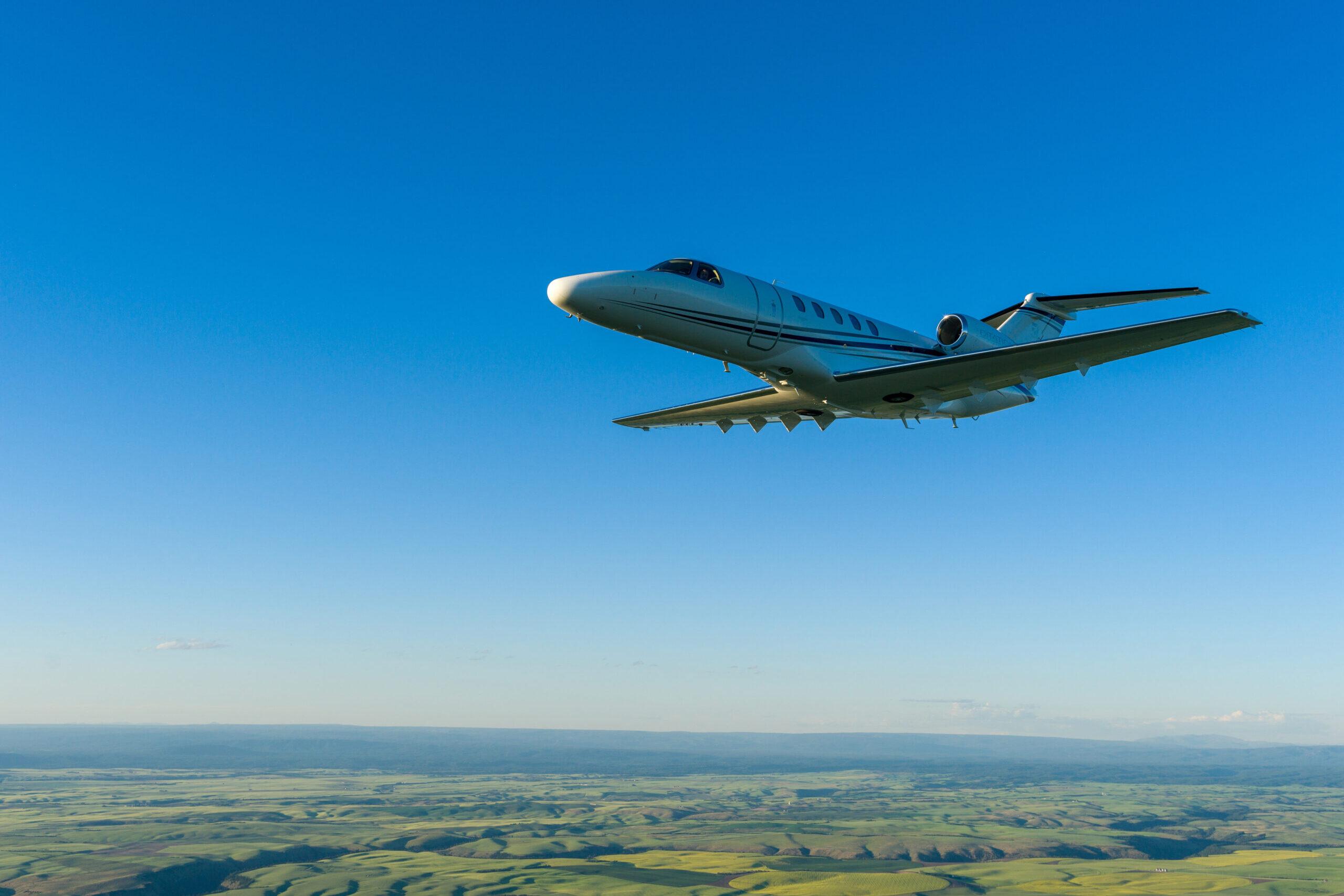 CJ4 Air to Air Merchant Cantos Brunswick Sky Campaign 08.2020 LOW RES